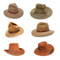 Australian bush hats - PhotoDune Item for Sale