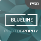 BlueLine - Onepage Photography Portfolio Theme - ThemeForest Item for Sale