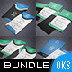Bundle - Corporate Business Card - GraphicRiver Item for Sale