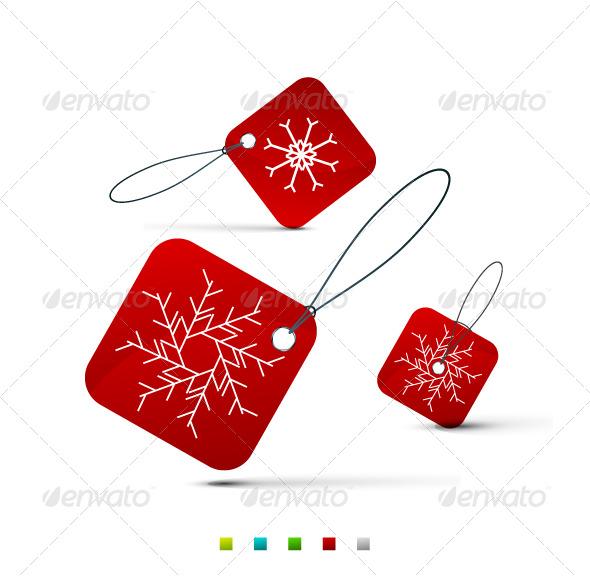 Christmas Labels - Christmas Seasons/Holidays