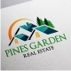 Pines Garden Real Estate  - GraphicRiver Item for Sale