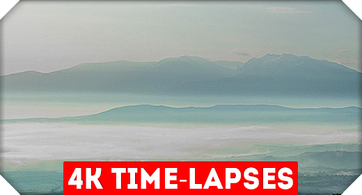 4K Time-Lapses