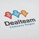 Deal Team Logo - GraphicRiver Item for Sale