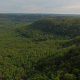 Lush Forest Mountain Aerial Fly Over - VideoHive Item for Sale