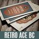 Retro Ace Business Card