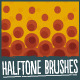 Halftone Brushes - GraphicRiver Item for Sale