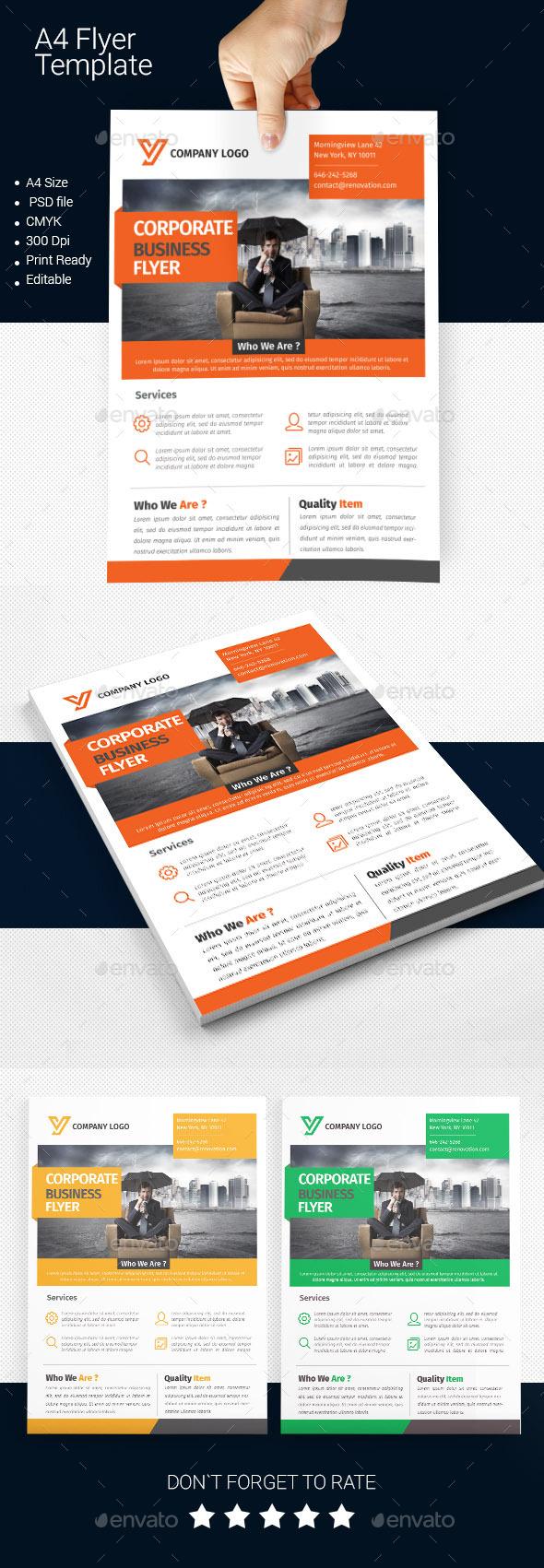 Company Flyer By Creativity Design Graphicriver