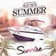 The Summer Sunrise - GraphicRiver Item for Sale