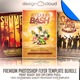Super Summer Flyer Template Bundle Vol. 1