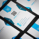 Vertical Simple Corporate Card_044 - GraphicRiver Item for Sale