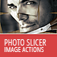 Photo Slicer - Image Actions - GraphicRiver Item for Sale