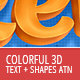 Colorful 3D Maker