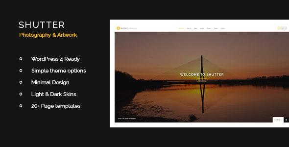 16+ WordPress Gallery Themes 2019 8