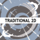 3 in 1 Logo Reveal (traditional 2d animated) - VideoHive Item for Sale