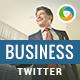 Business Twitter Headers - 2 Designs