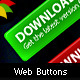 Web 2.0 Buttons - GraphicRiver Item for Sale