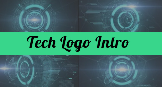 Tech Logo Intro