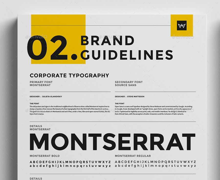 brand manual bundle by egotype graphicriver
