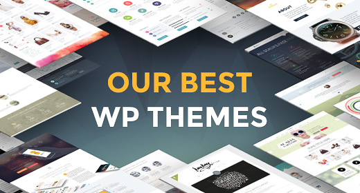 Our Best Wordpress Themes
