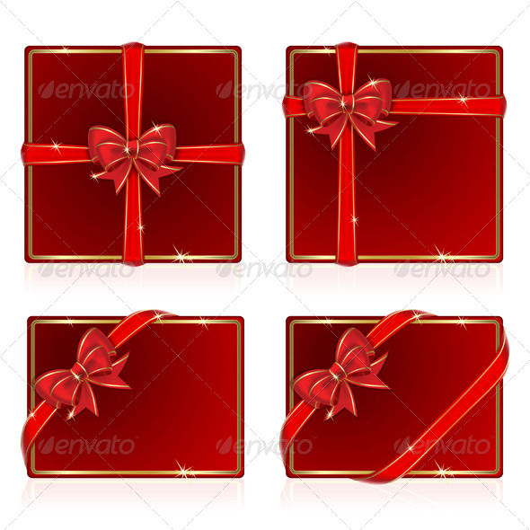 Set from greeting cards  - Christmas Seasons/Holidays