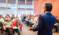 Speaker at Business Conference and Presentation. - PhotoDune Item for Sale