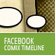 Facebook Comic Book Timeline - GraphicRiver Item for Sale