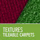 6 Tileable Carpet Textures - Photoshop Patterns - GraphicRiver Item for Sale