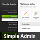 Simpla Admin - Flexible & User Friendly Admin skin - ThemeForest Item for Sale