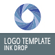 Ink Drop Logo Template - GraphicRiver Item for Sale
