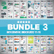 Infographic Brochure Elements Bundle 3