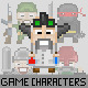 15 Game Characters | Vol. 1 - GraphicRiver Item for Sale