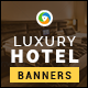 Luxury Hotel Banners