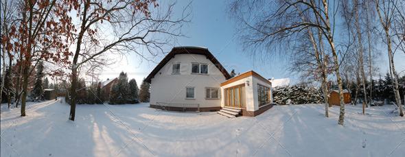 HDRI - Snowgarden - 3DOcean Item for Sale