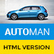 Automan - Advanced Car Dealer HTML Template Nulled