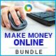 Make Money Online Banners Bundle - 3 Sets