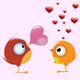 Cartoon bird set - GraphicRiver Item for Sale