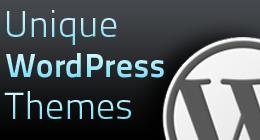 Unique WordPress Themes