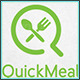 Quick Meal - Logo Template - GraphicRiver Item for Sale