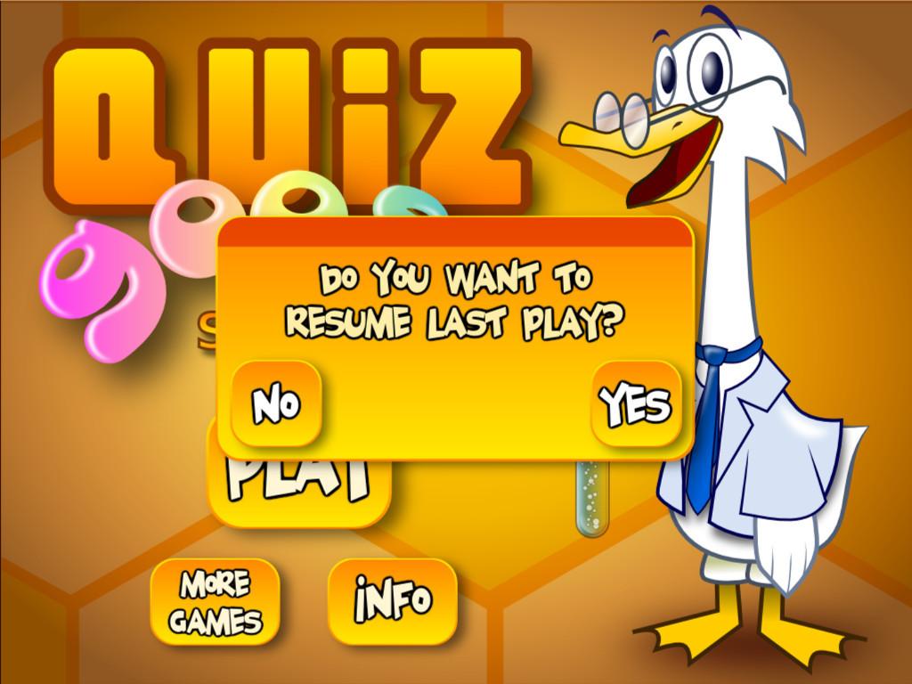 Quiz Goose Science