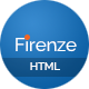 Firenze - Responsive Blog HTML5 Template - ThemeForest Item for Sale