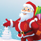 Happy santa - GraphicRiver Item for Sale