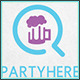 Party Finder - Logo Template - GraphicRiver Item for Sale