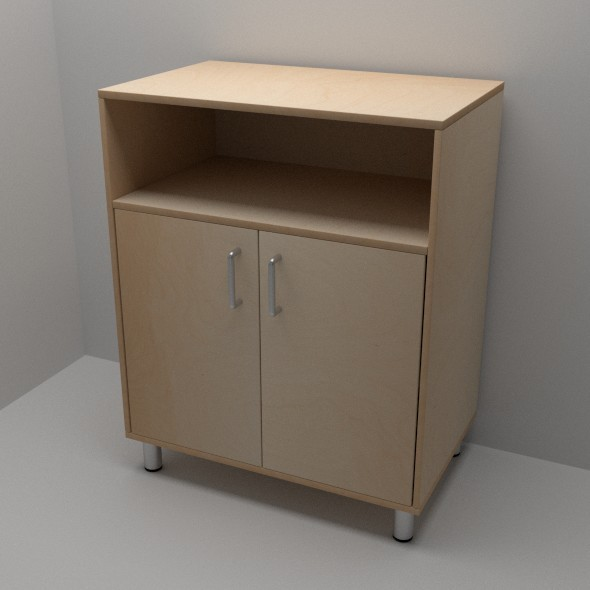 Office Cupboard - 3DOcean Item for Sale