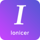 Ionicer - Ionic PhoneGap/Cordova for Ios & Android