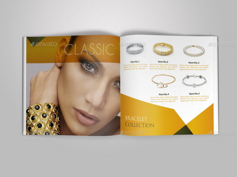 Jewelry And Accessories Catalog   Pages By Owpictures