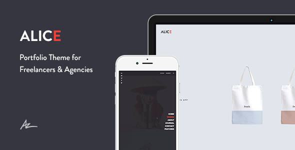 Alice – Agency & Freelance Portfolio Theme