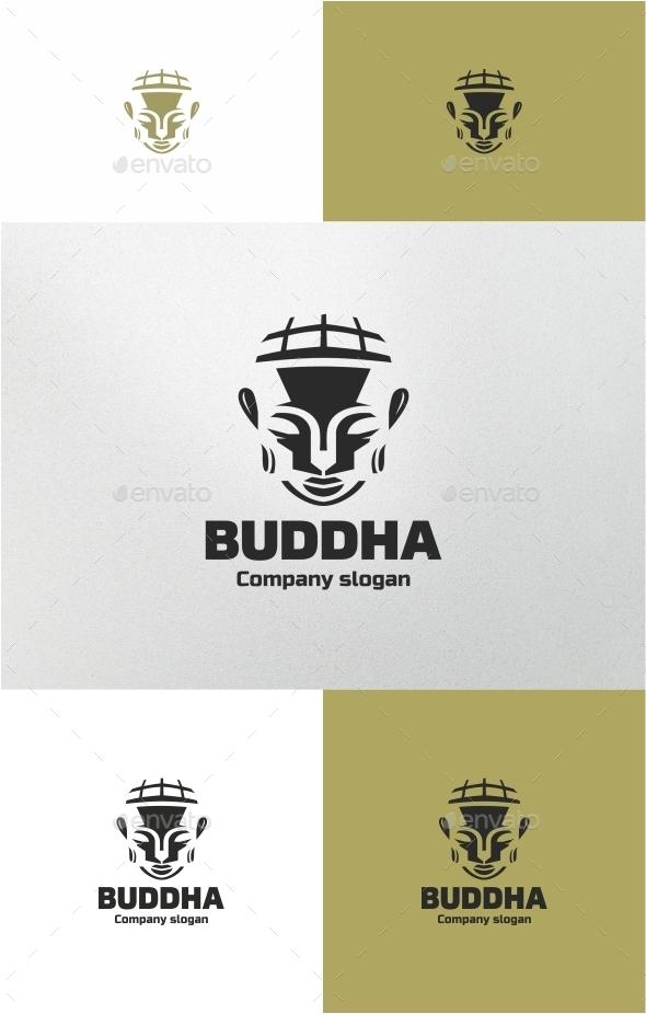 Buddha  - Humans Logo Templates