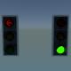 Traffic Lights - 3DOcean Item for Sale