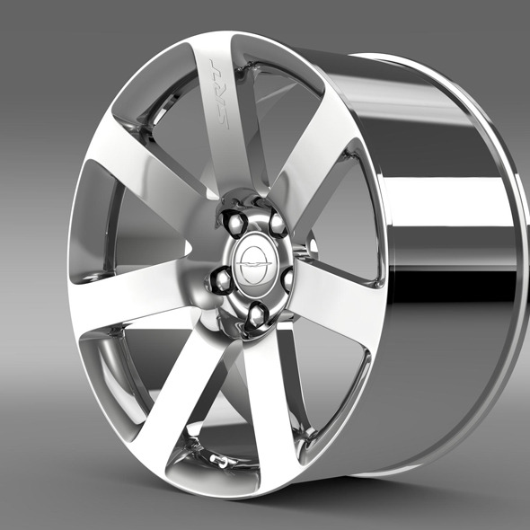 Chrysler 300 SRT8  rim - 3DOcean Item for Sale