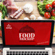 Food Styling PSD Mockup - GraphicRiver Item for Sale